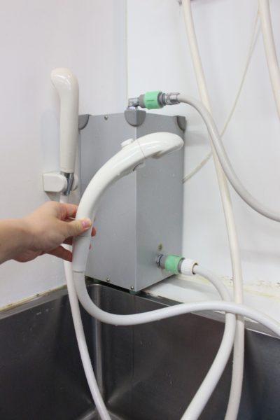 川口・蕨・さいたまエリアのトリミングサロン【ルミナス】マイクロバブル